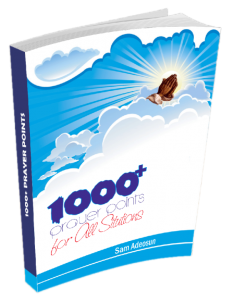 1000+ Prayer Points for all Situations (Epub)