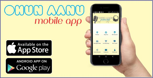 "All about ""Ohun Aanu"" mobile app"
