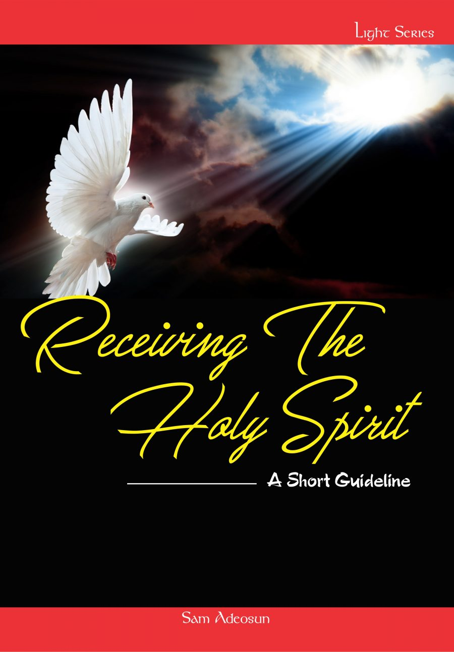 """Book: """"Receiving the Holy Spirit"""""""